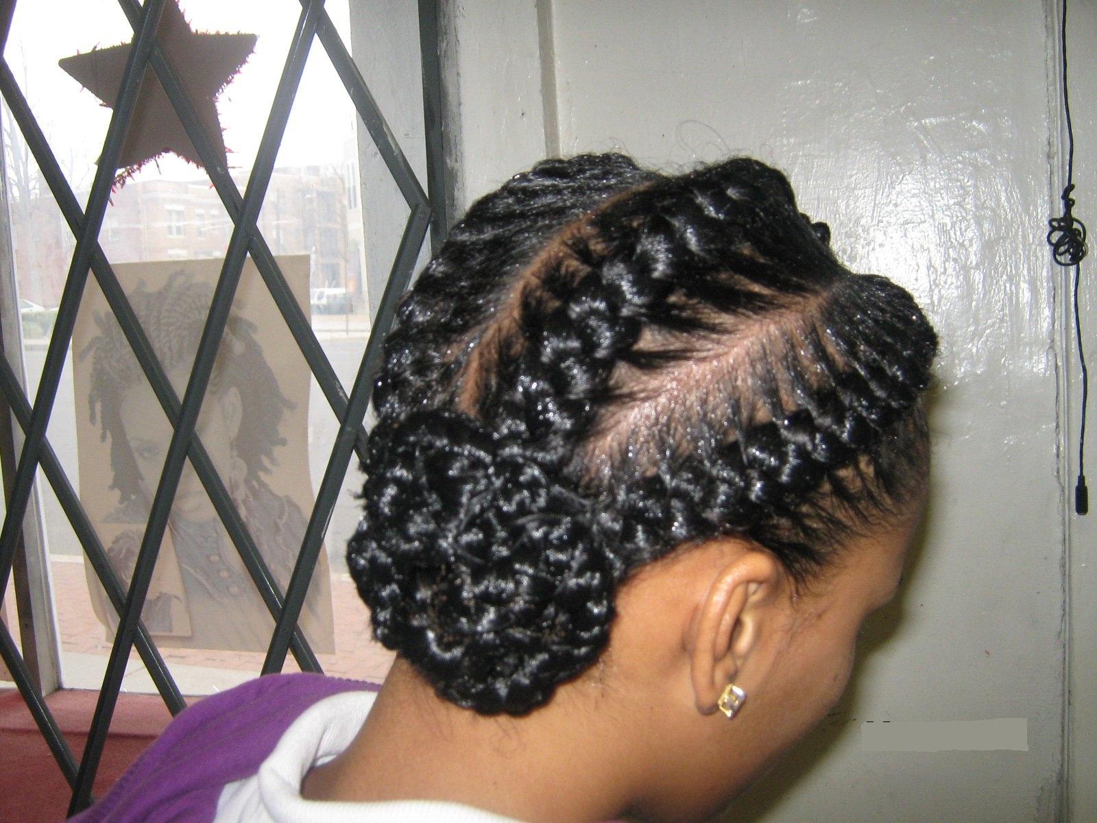 Natural Hair Braiding Salons In Dc